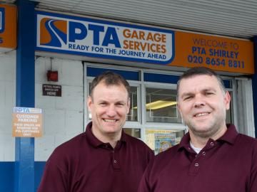 Visit PTA Garage Services Shirley for a wide range of car and motorbike fast-fit services at competitive prices