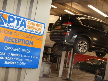 PTA Garage Services South Godstone provide quality car servicing at competitive prices