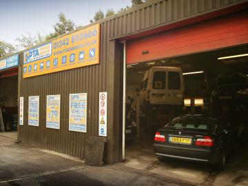 PTA Garage Services South Godstone provides a range of services including MOT testing, car servicing, tyres, brakes, batteries, exhausts, wheel alignment and more