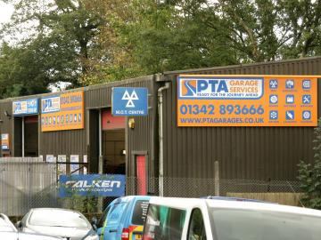 Visit PTA Garage Services South Godstone - ideally situated to serve the areas of Caterham, Tandridge, Blindley Heath, Redhill, South Nutfield and Lingfield
