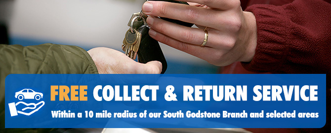 Collect & Return Service