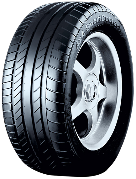 Buy new Continental Conti4x4SportContact tyres online from PTA Garage Services