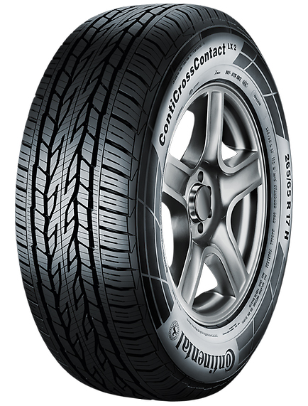 Buy new Continental ContiCrossContact LX2 tyres online from PTA Garage Services