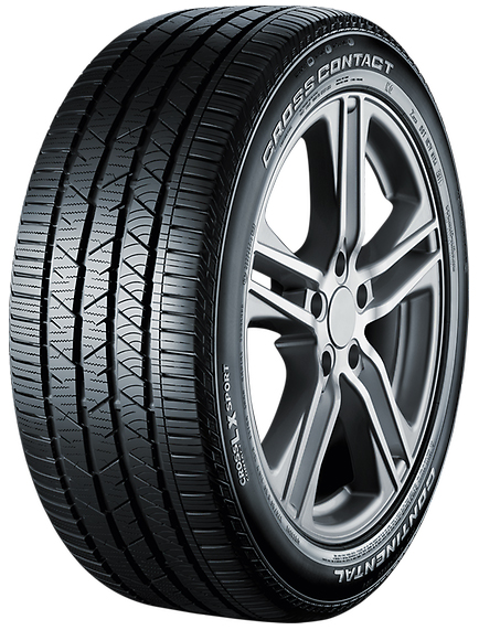 Buy new Continental ContiCrossContact LX Sport tyres online from PTA Garage Services