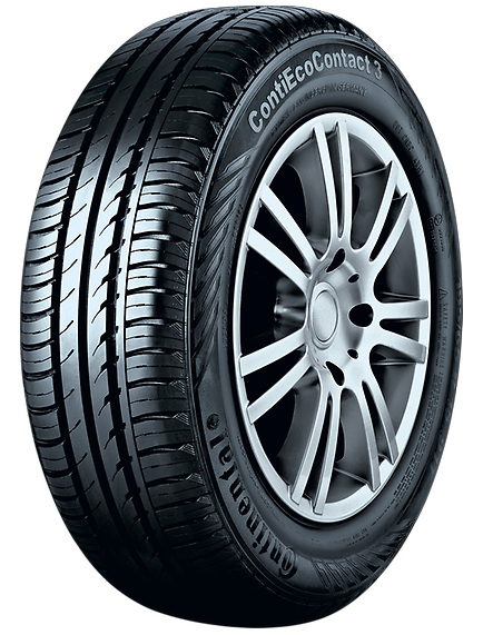 Buy new Continental ContiEcoContact 3 tyres online from PTA Garage Services