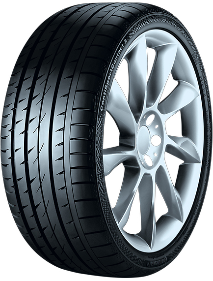 Buy new Continental ContiSportContact 3 tyres online from PTA Garage Services