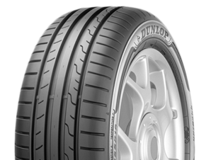 Buy new Dunlop Sport BluResponse tyres online from PTA Garage Services