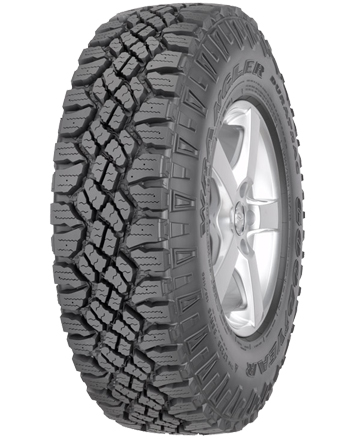 Buy new Goodyear Wrangler DuraTrac tyres online from PTA Garage Services