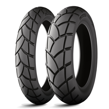 Buy new Michelin Anakee 2 motorbike tyres online from PTA Garage Services