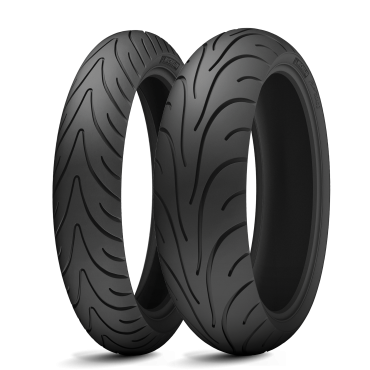 Buy new Michelin Pilot Road 2 motorbike tyres online from PTA Garage Services