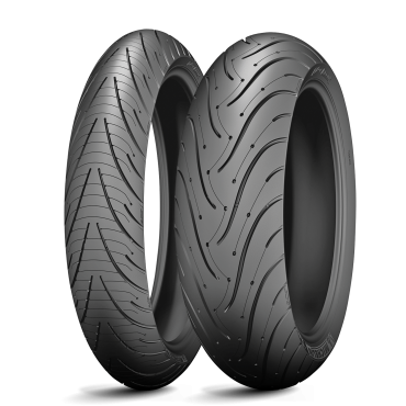 Buy new Michelin Pilot Road 3 motorbike tyres online from PTA Garage Services