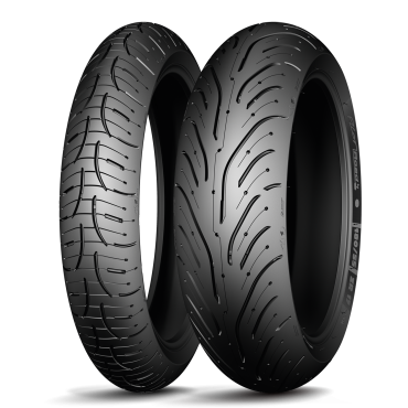 Buy new Michelin Pilot Road 4 GT motorbike tyres online from PTA Garage Services
