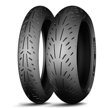 Buy new Michelin Power Pure SuperSport motorbike tyres online from PTA Garage Services
