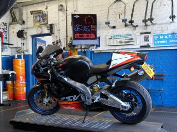 PTA Garage Services Shirley provides a range of motorbike services including motorbike tyres, motorbike MOT testing and motorbike servicing