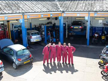 At PTA Garage Services Shirley we provide a range of repairs and services to keep you on the road