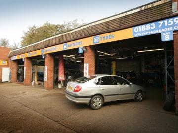 Visit PTA Motorstore Oxted for a wide range of fast-fit services at competitive prices