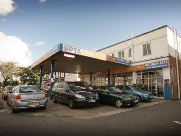 PTA Garage Services Shirley provides a range of car and motorbike services including MOT testing, car servicing, tyres, brakes, batteries, exhausts, wheel alignment and more