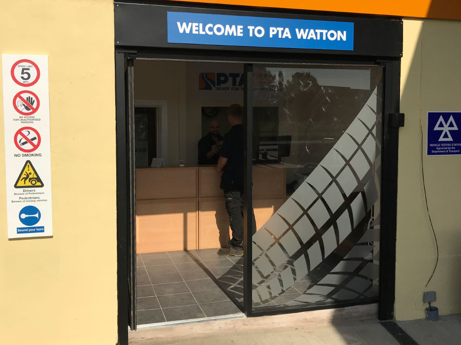 PTA Garage Services Watton is a state-of-the-art fast-fit centre