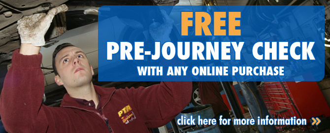 Free seasonal and pre-journey check