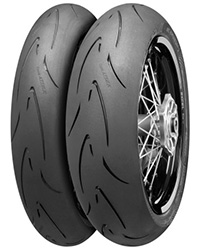 Buy new Continental ContiAttack SM motorbike tyres online from PTA Garage Services