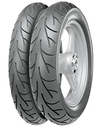 Buy new Continental ContiGo! motorbike tyres online from PTA Garage Services