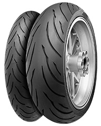 Buy new Continental ContiMotion motorbike tyres online from PTA Garage Services