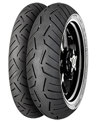 Buy new Continental ContiRoadAttack 3 motorbike tyres online from PTA Garage Services