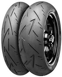 Buy new Continental ContiSportAttack 2 motorbike tyres online from PTA Garage Services