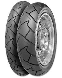 Buy new Continental ContiTrailAttack 2 motorbike tyres online from PTA Garage Services
