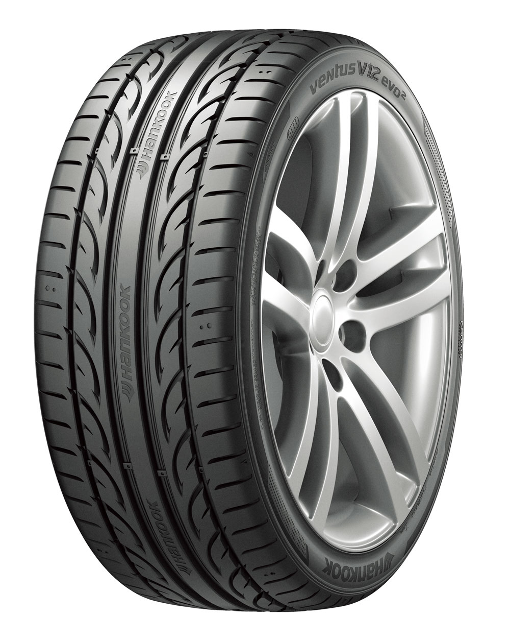 Buy new Hankook Ventus V12 Evo² (K120) tyres online from PTA Garage Services