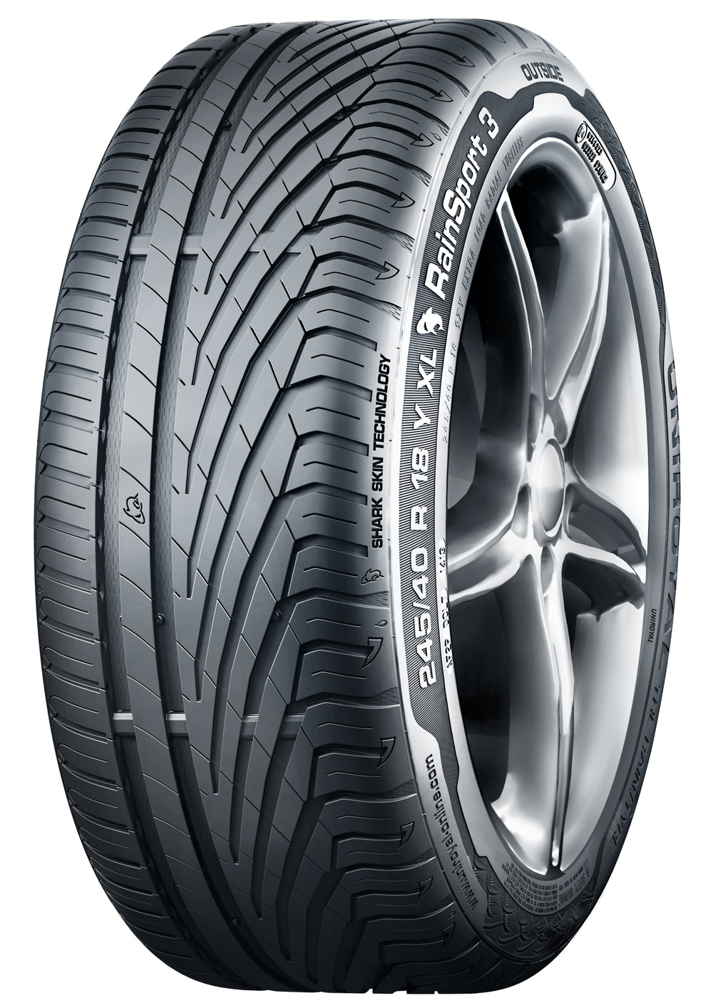 Buy new Uniroyal RainSport 3 tyres online from PTA Garage Services